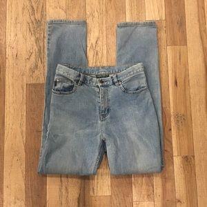 Ralph Lauren jeans high waisted 4 straight leg